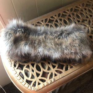 Merona faux fur ear muffs